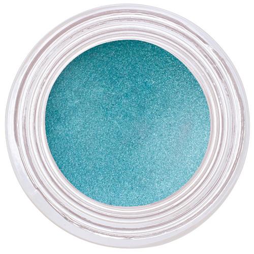 Curaçao - a frosty aquamarine  Eye shadow in a jar