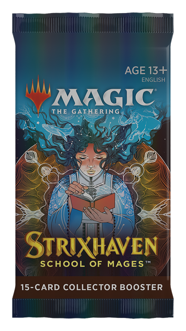 MtG: Strixhaven: Collector Booster Pack (WOCC8439)