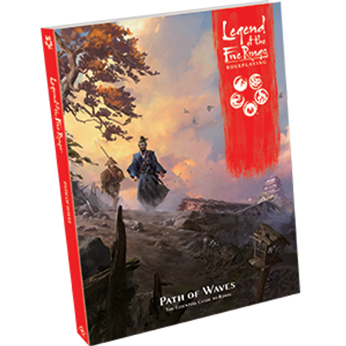 RPG: Legend of the Five Rings (L5R): Path of Waves (L5R10)