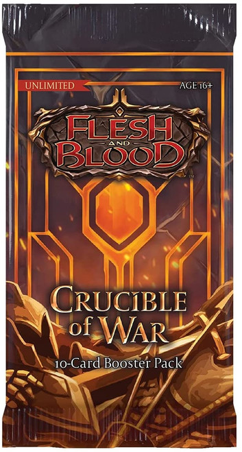 Flesh and Blood: Crucible of War: Unlimited: Booster Pack