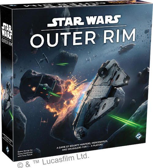 BG: Star Wars: Outer Rim (FFGSW06)