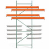 """42""""D Pallet racking adder kit with pallet supports"""