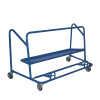 Vestil's heavy duty nestable panel cart - PRCT-N