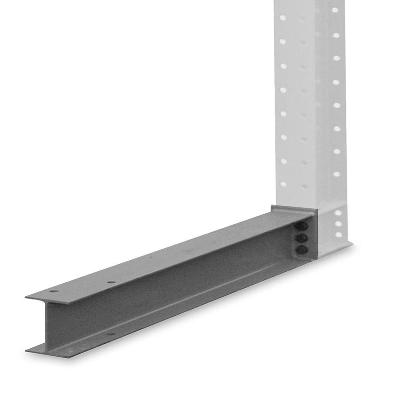 Cantilever rack base