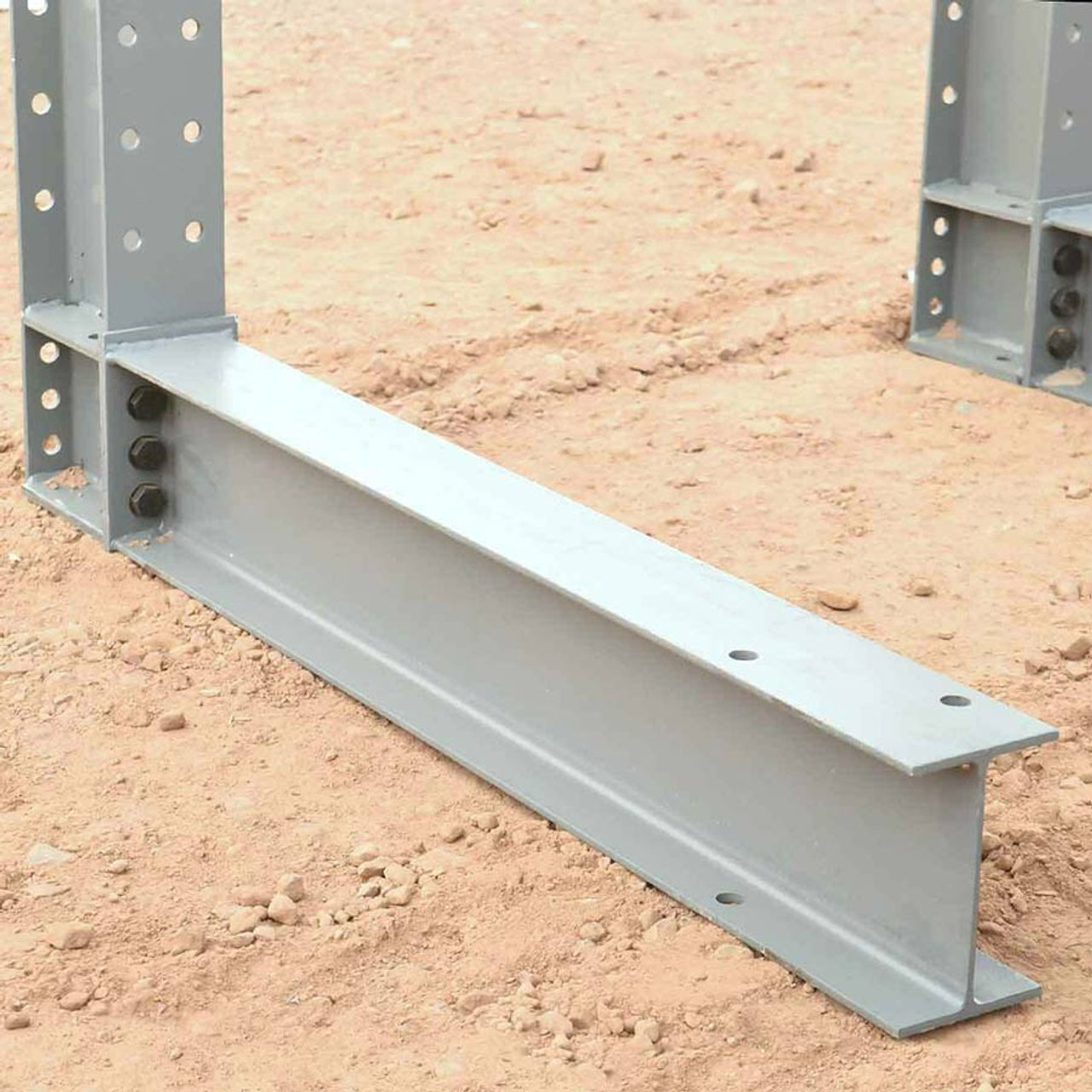 Cantilever racking base