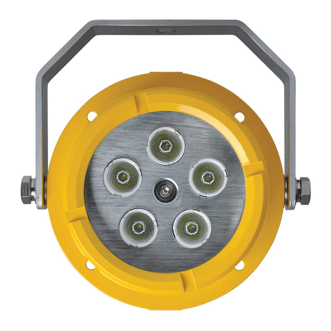 LED Docklite Head front view