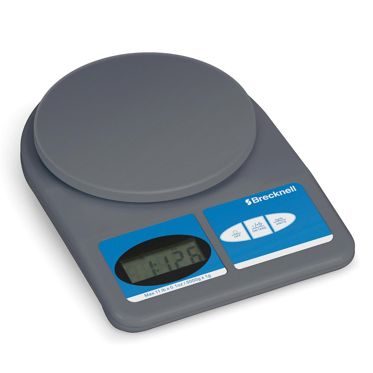 Basic office scale for simple weighing