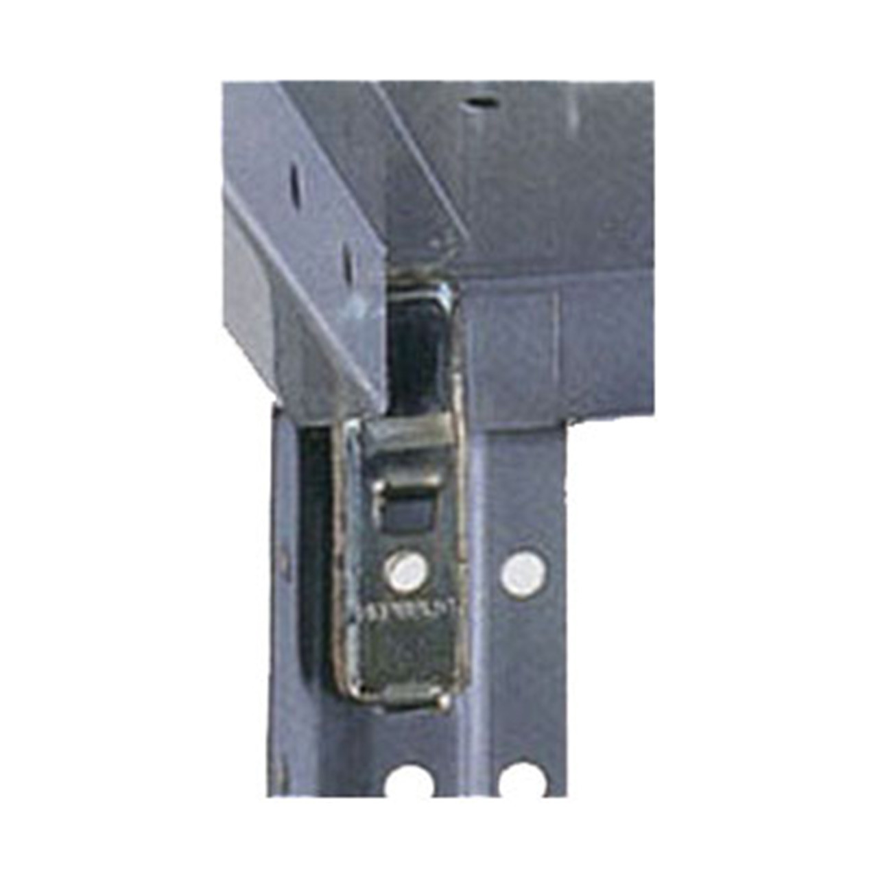 Steel Shelving Clip