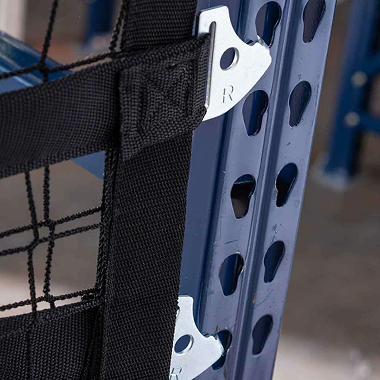 Easily add to existing pallet rack