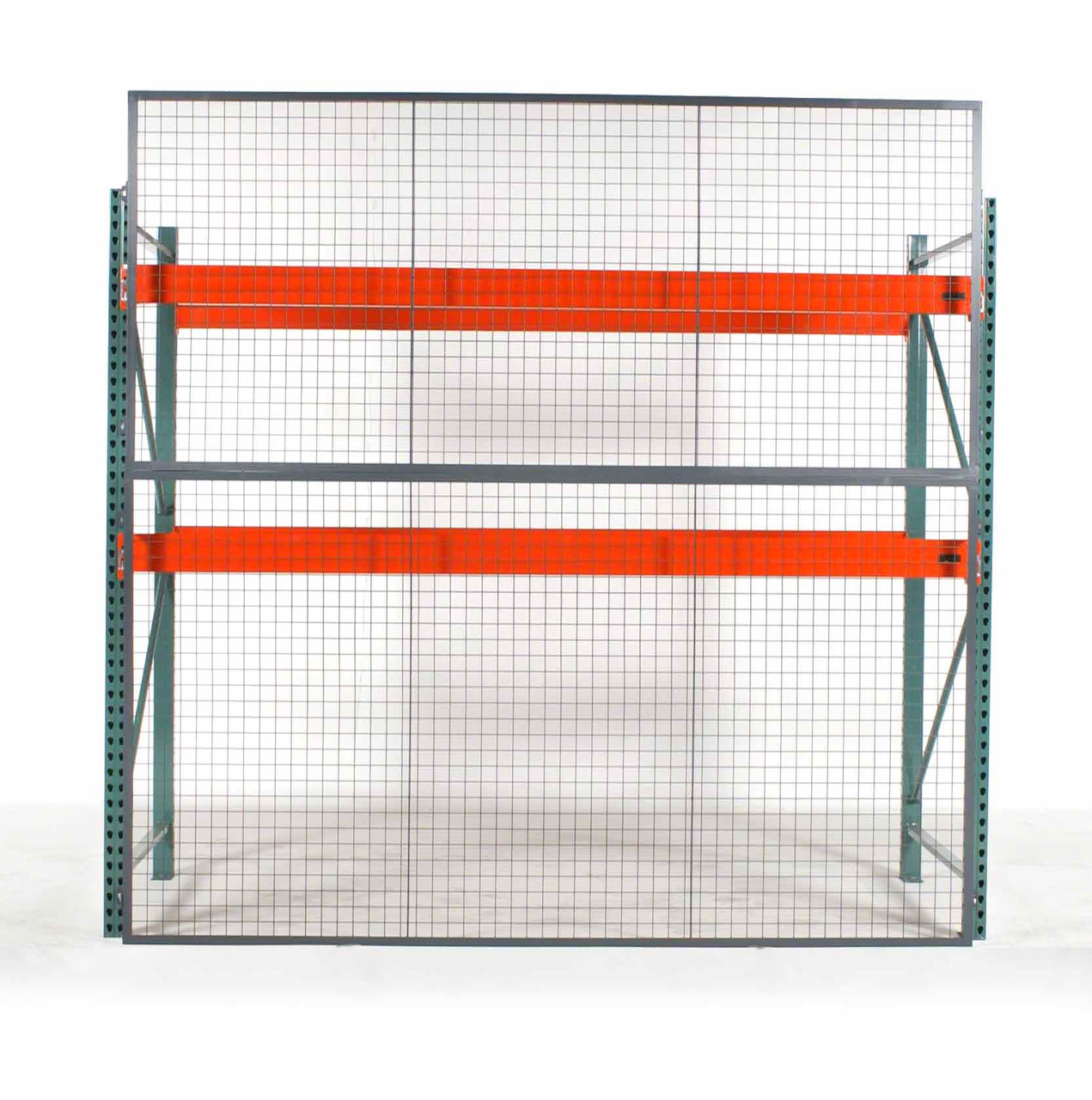 Protect your investment with RackBack Safety Panels by creating a strong barrier