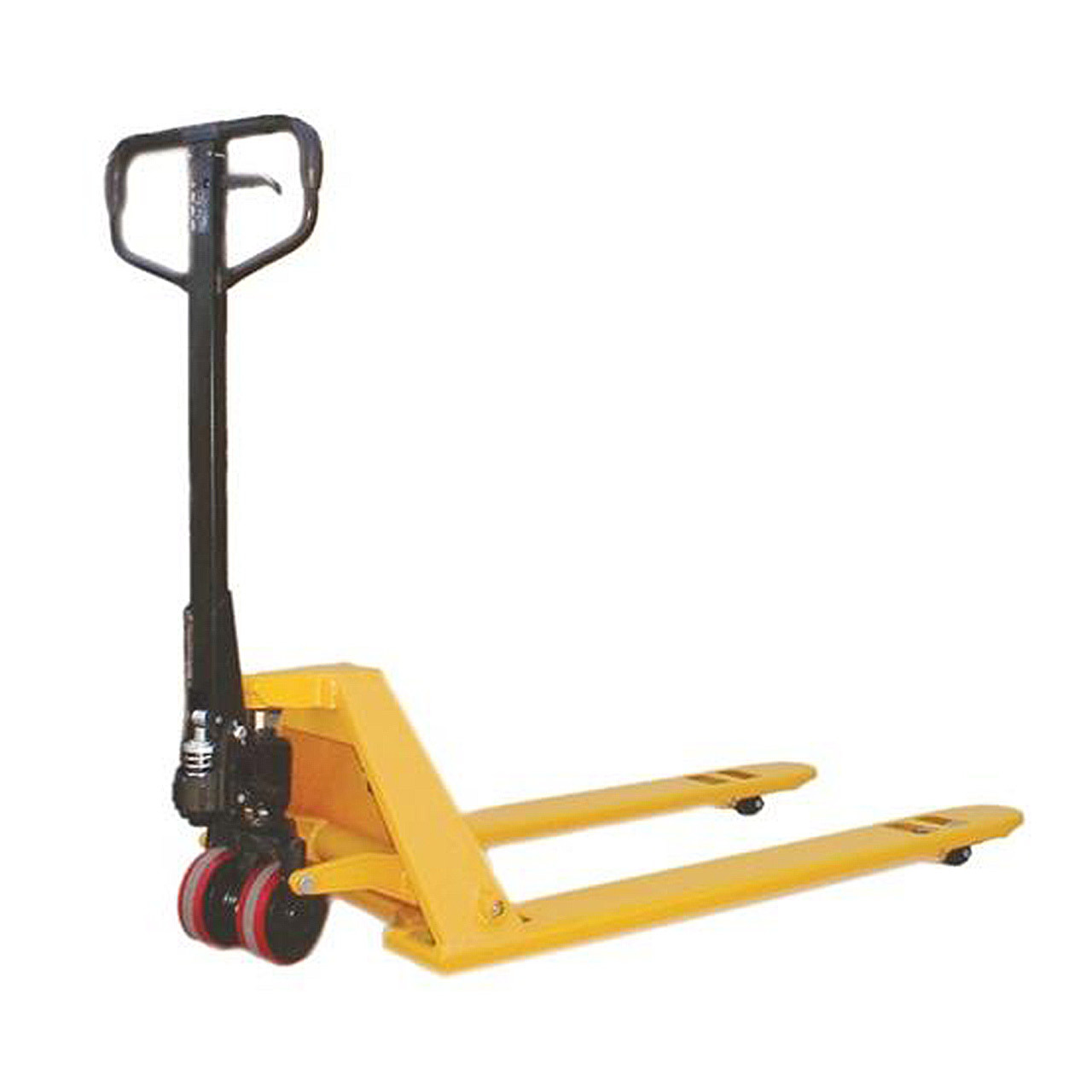 This low profile pallet jack from Atlas