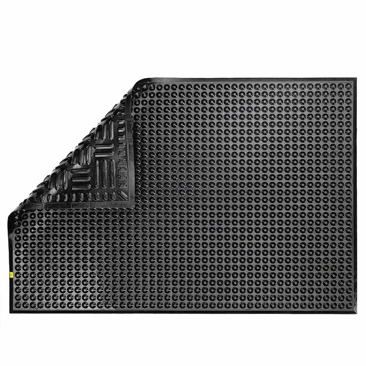 The Nitril ESD/Conductive mat protections sensitive electrical products or equipment