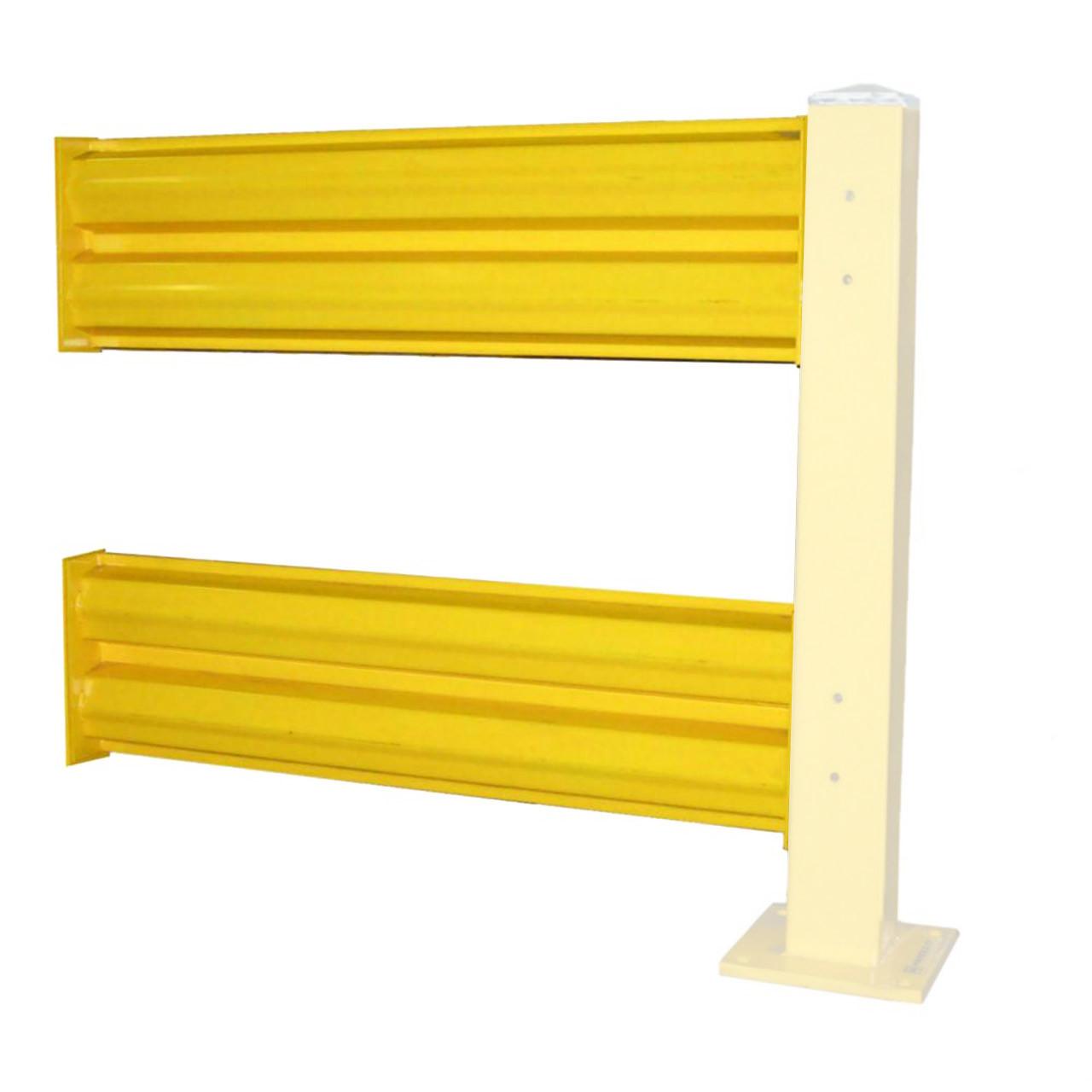 Rails easily mount to Handle It columns