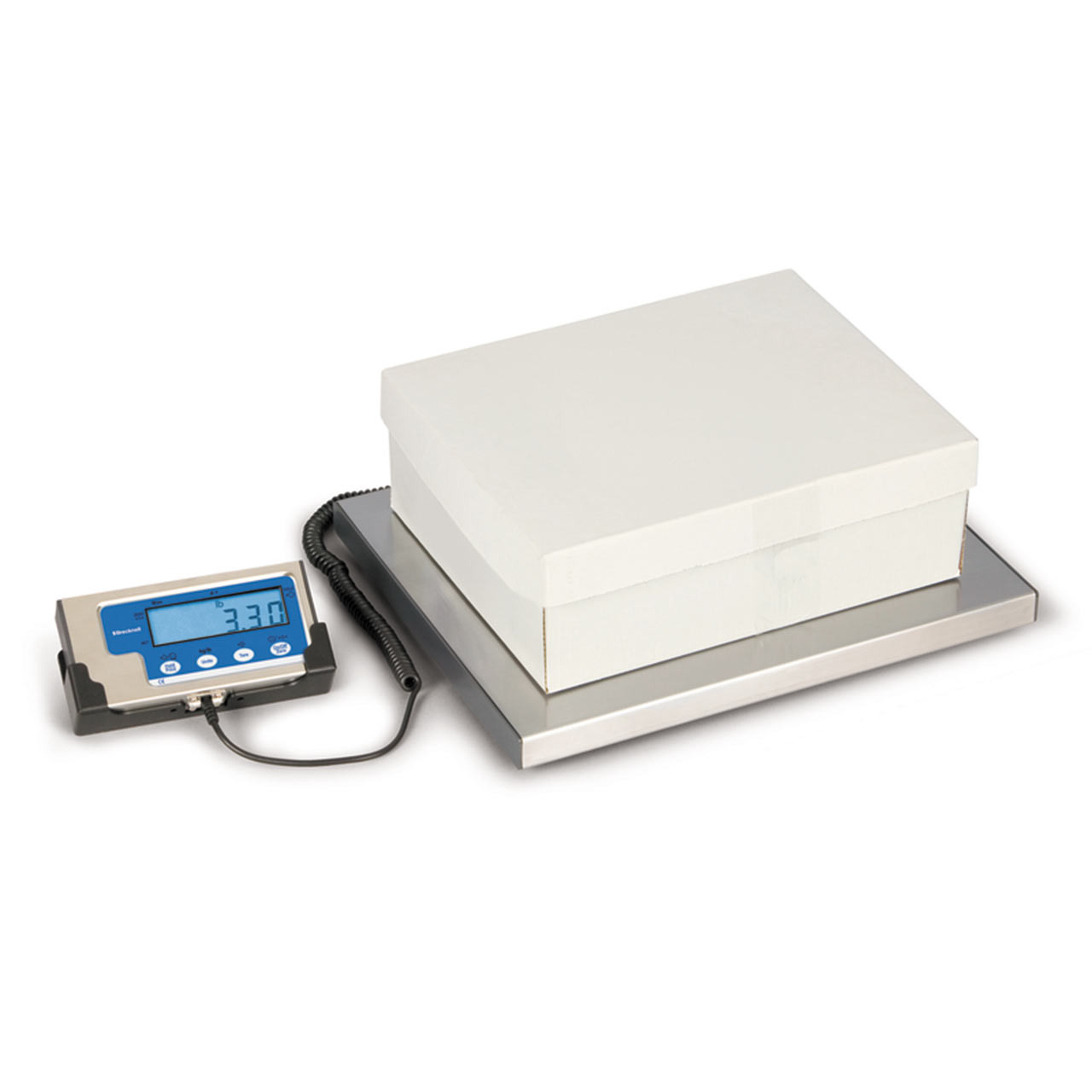 Stainless Steel Platform Bench Scale Weighing Box
