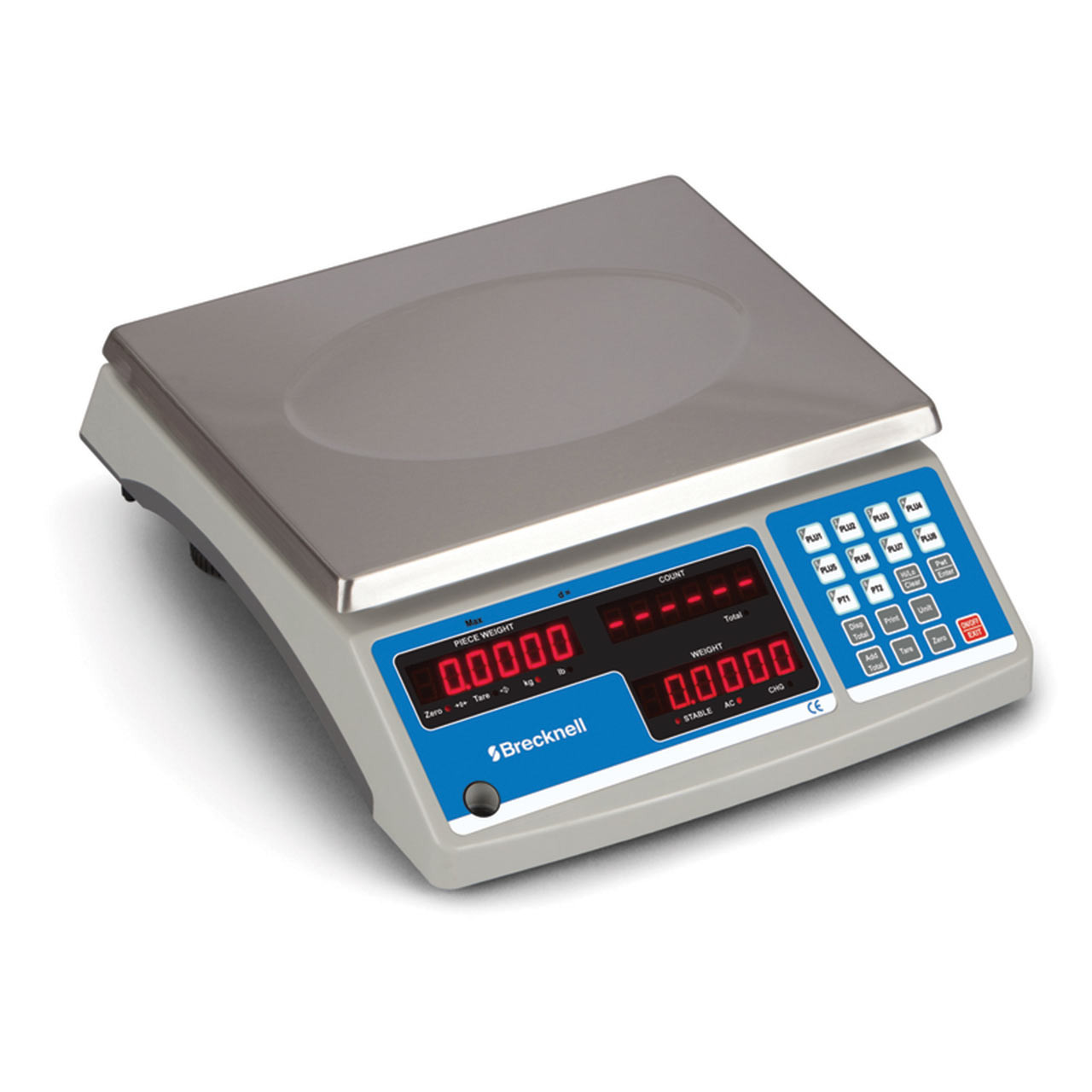 High Accuracy Counting Scale Side View