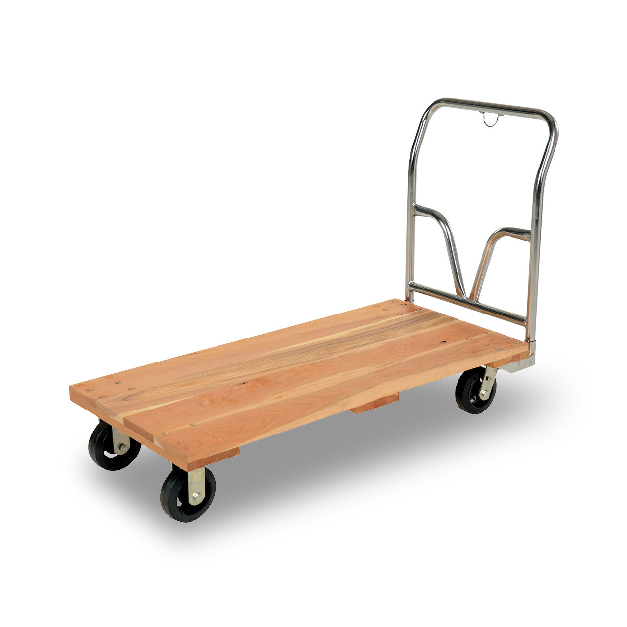 Hardwood Platform Carts