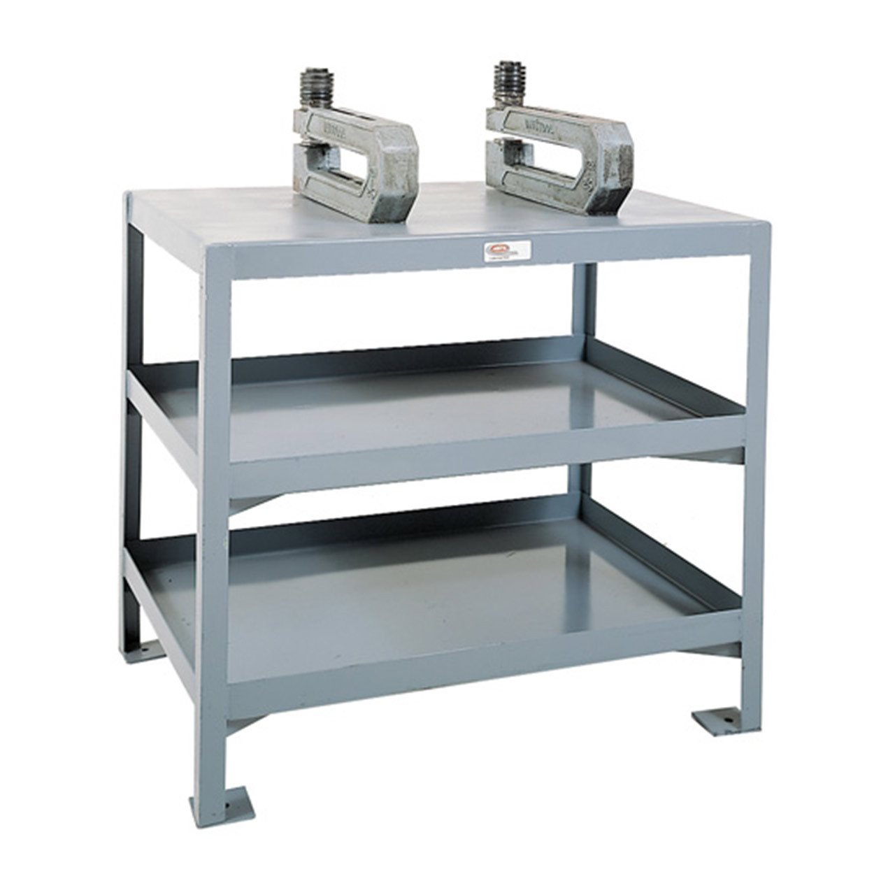 3 Shelf Machine Table