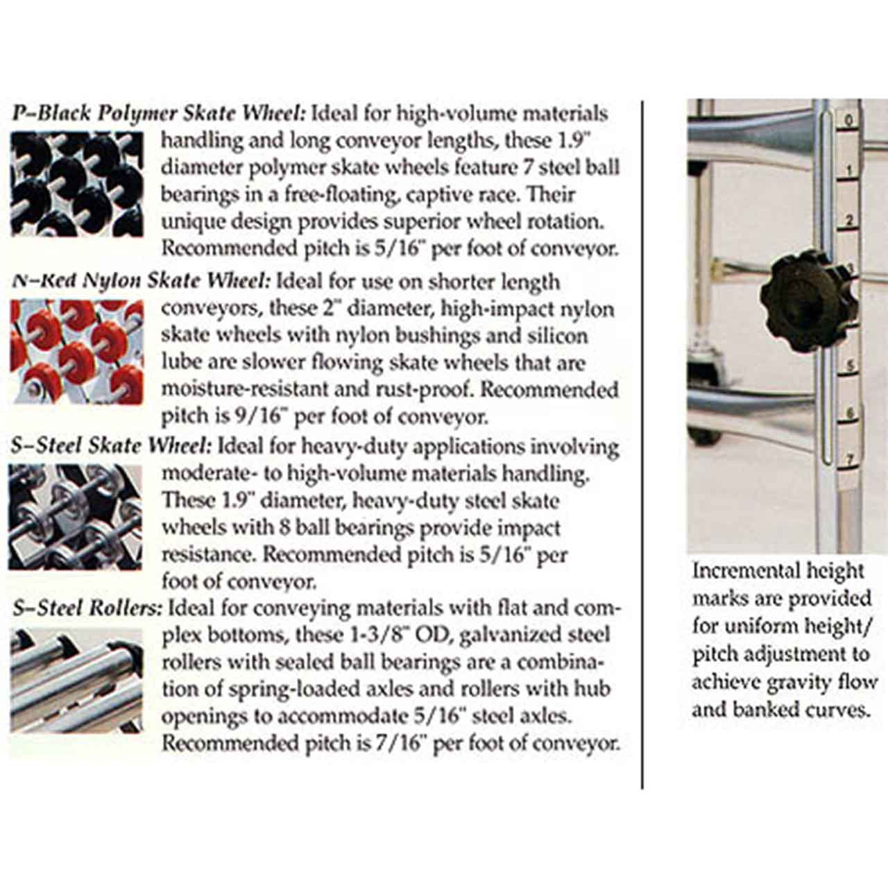 Flexible Roller Conveyor Information