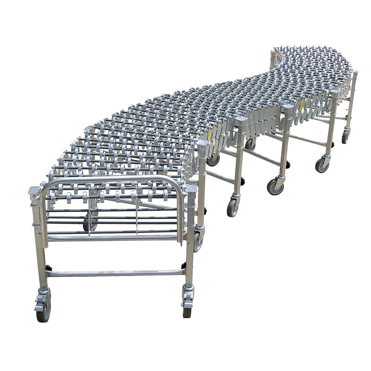 NestaFlex® 376 flexible skatewheel gravity conveyor