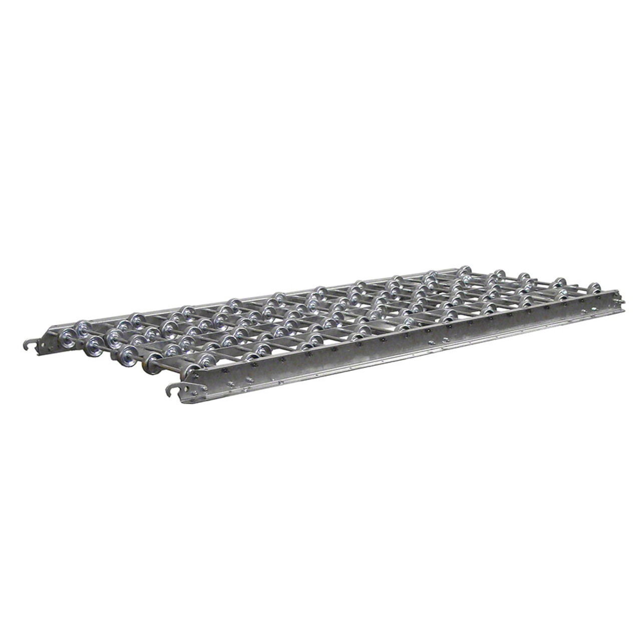 Skatewheel gravity conveyor