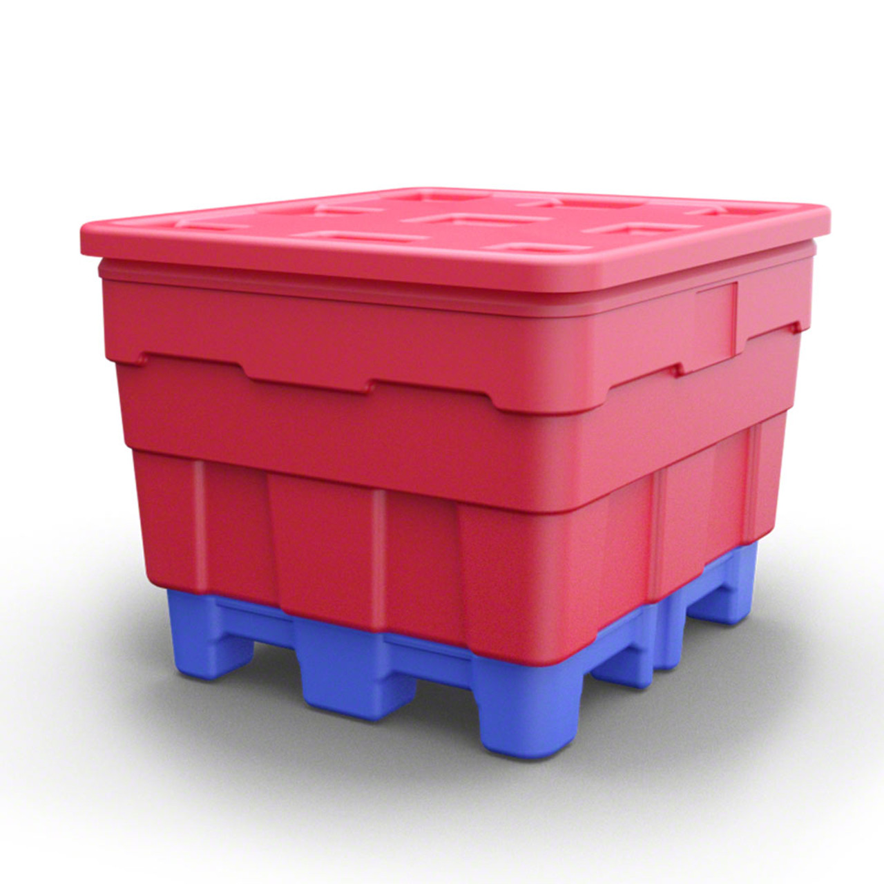 Deluxe Forklift Bulk Containers