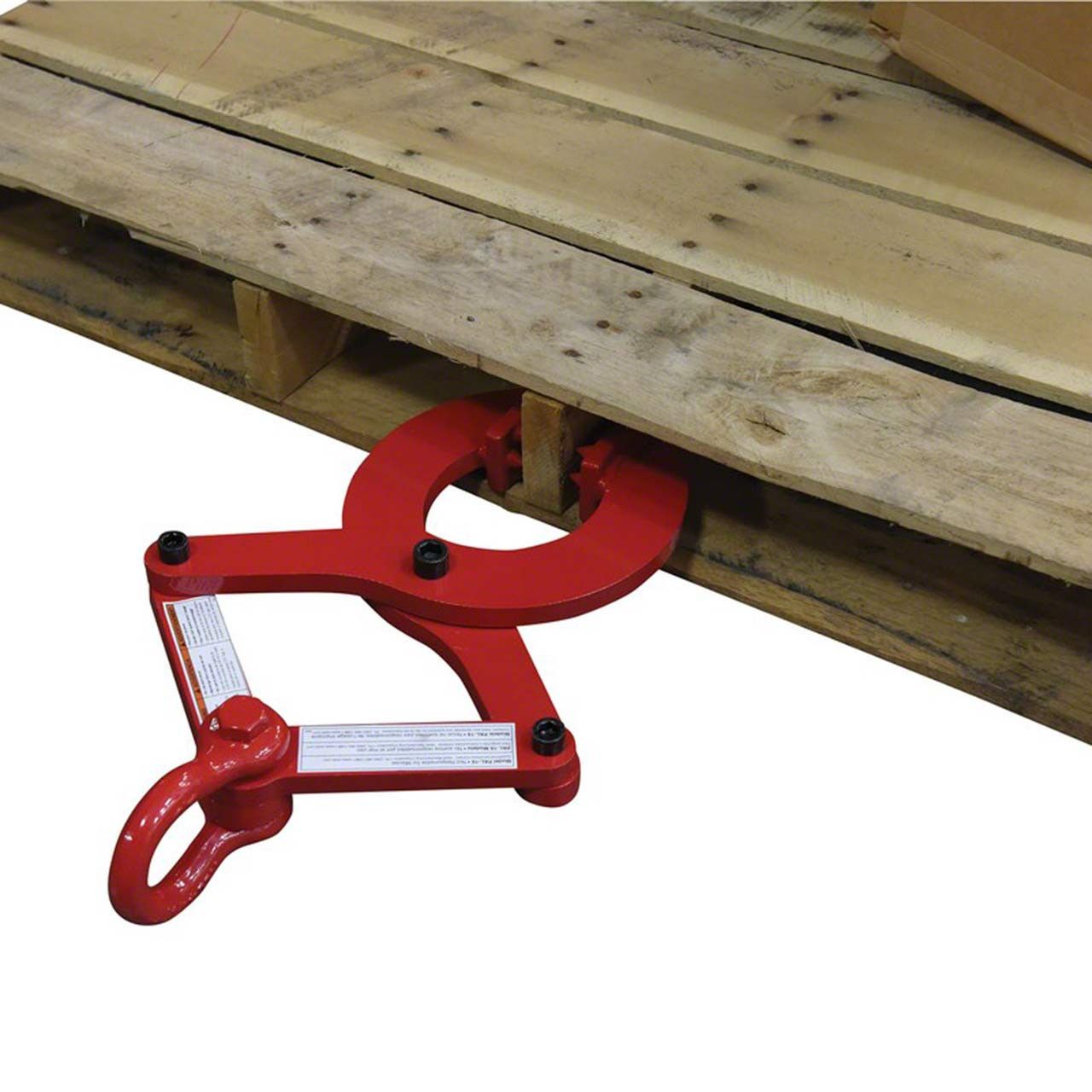 Pallet pullers do the hard work for you!
