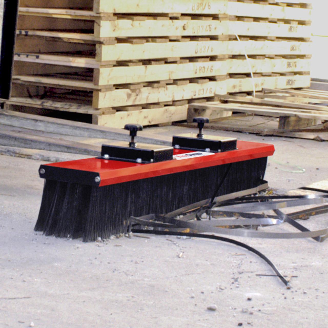 Forklift Mounted Broom - Value Series