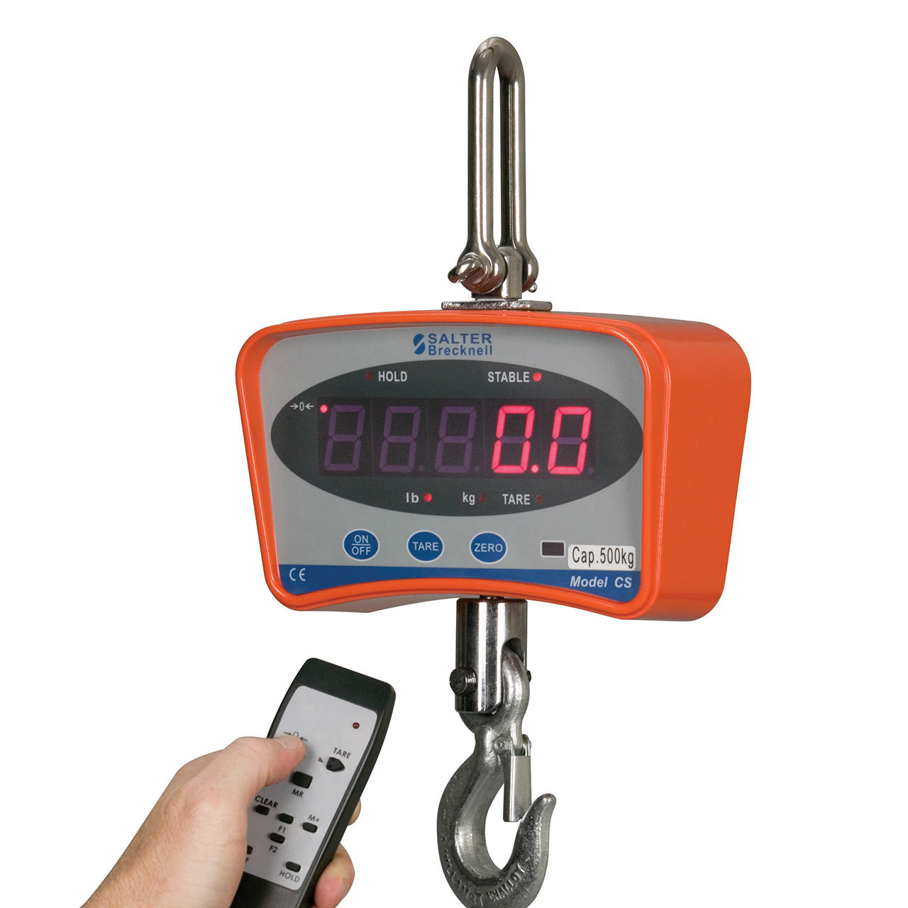 Digital Hanging Scale With Remote
