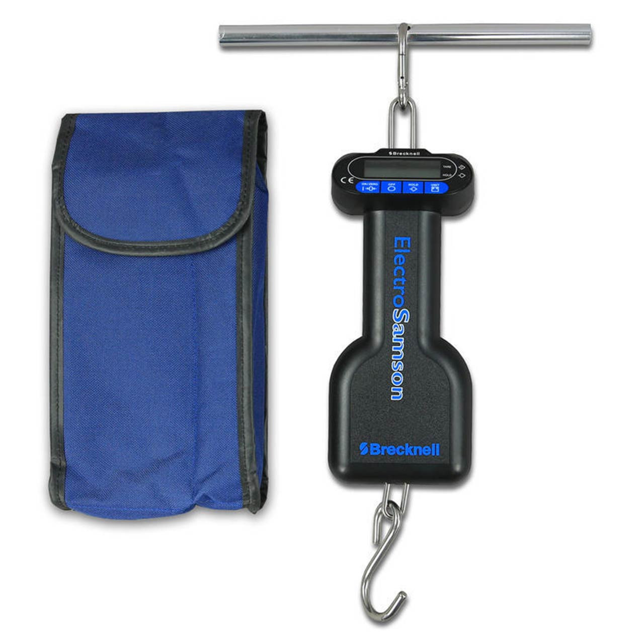 Case and Electronic Hand-Held Hanging Scale