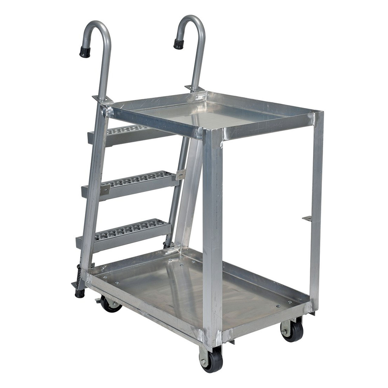 Aluminum Stockpicker Cart