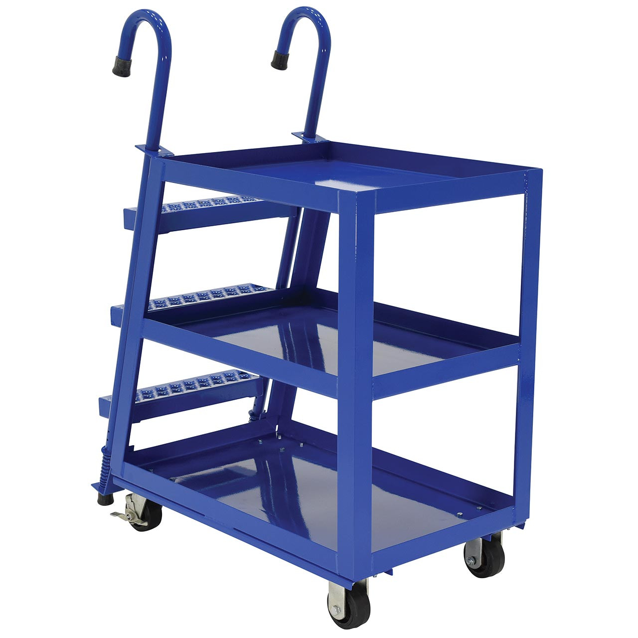 Steel Stockpicker Cart
