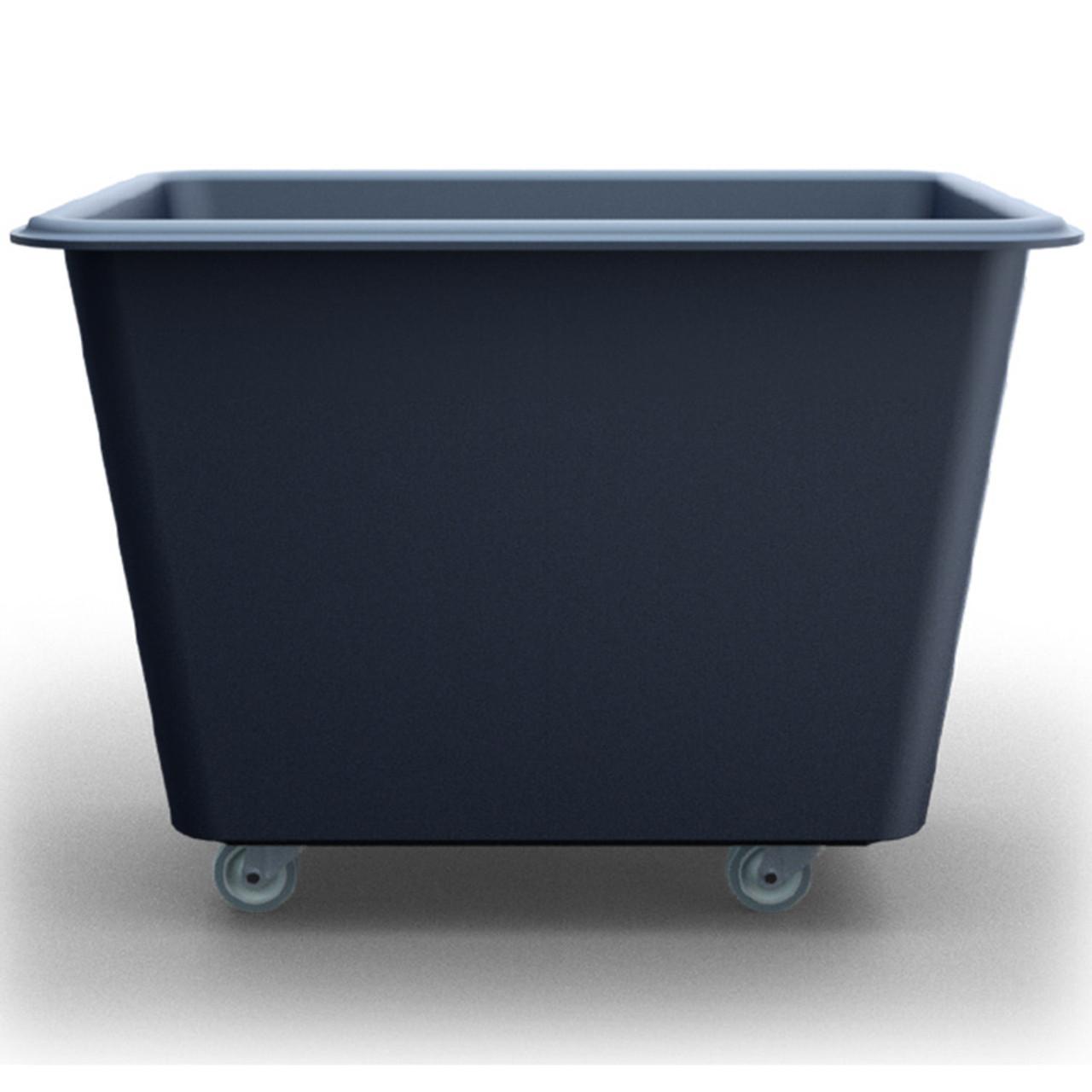 Utility-Trux Bin Cart Side View