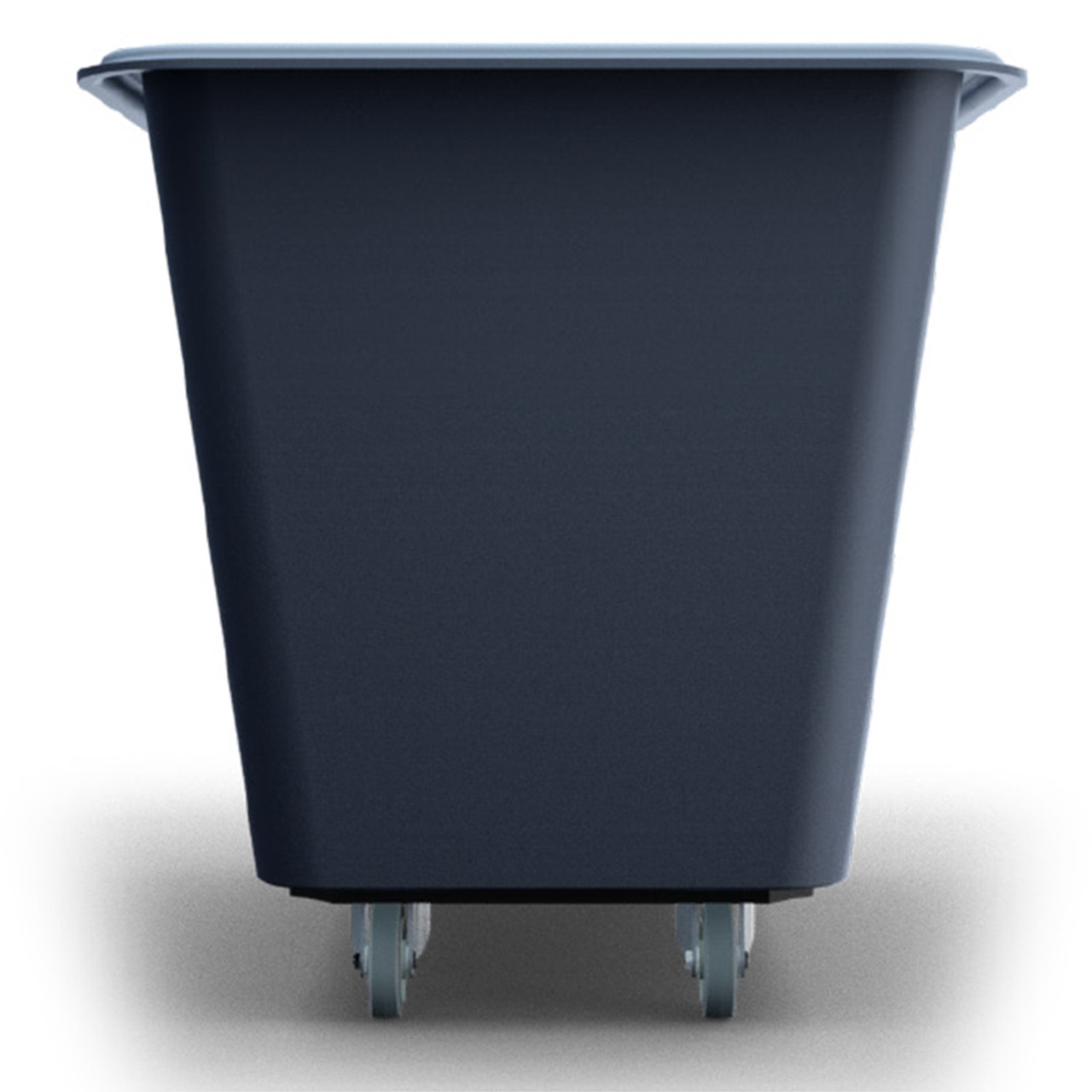Utility-Trux Bin Cart Front View