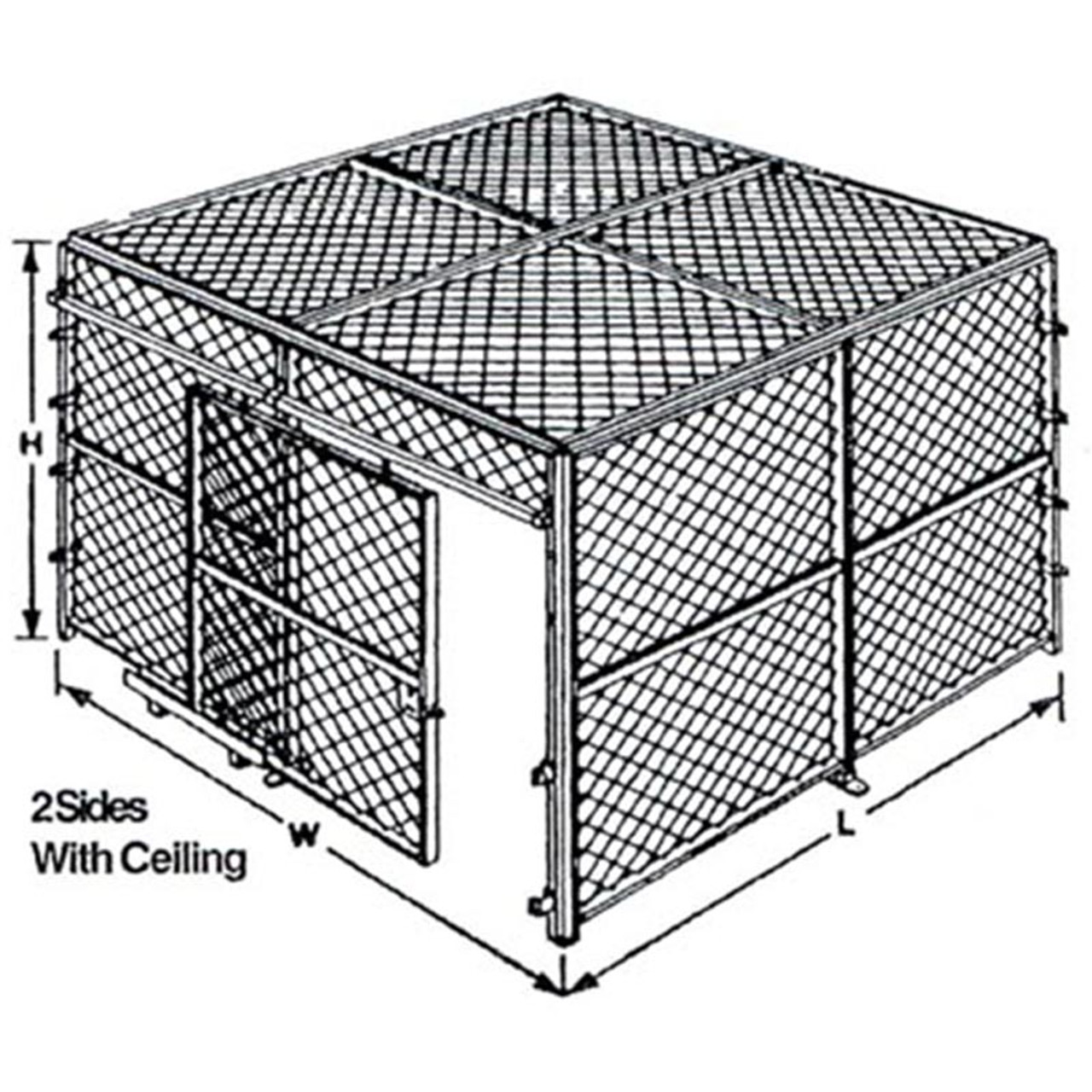 Wire Cage Lay Out