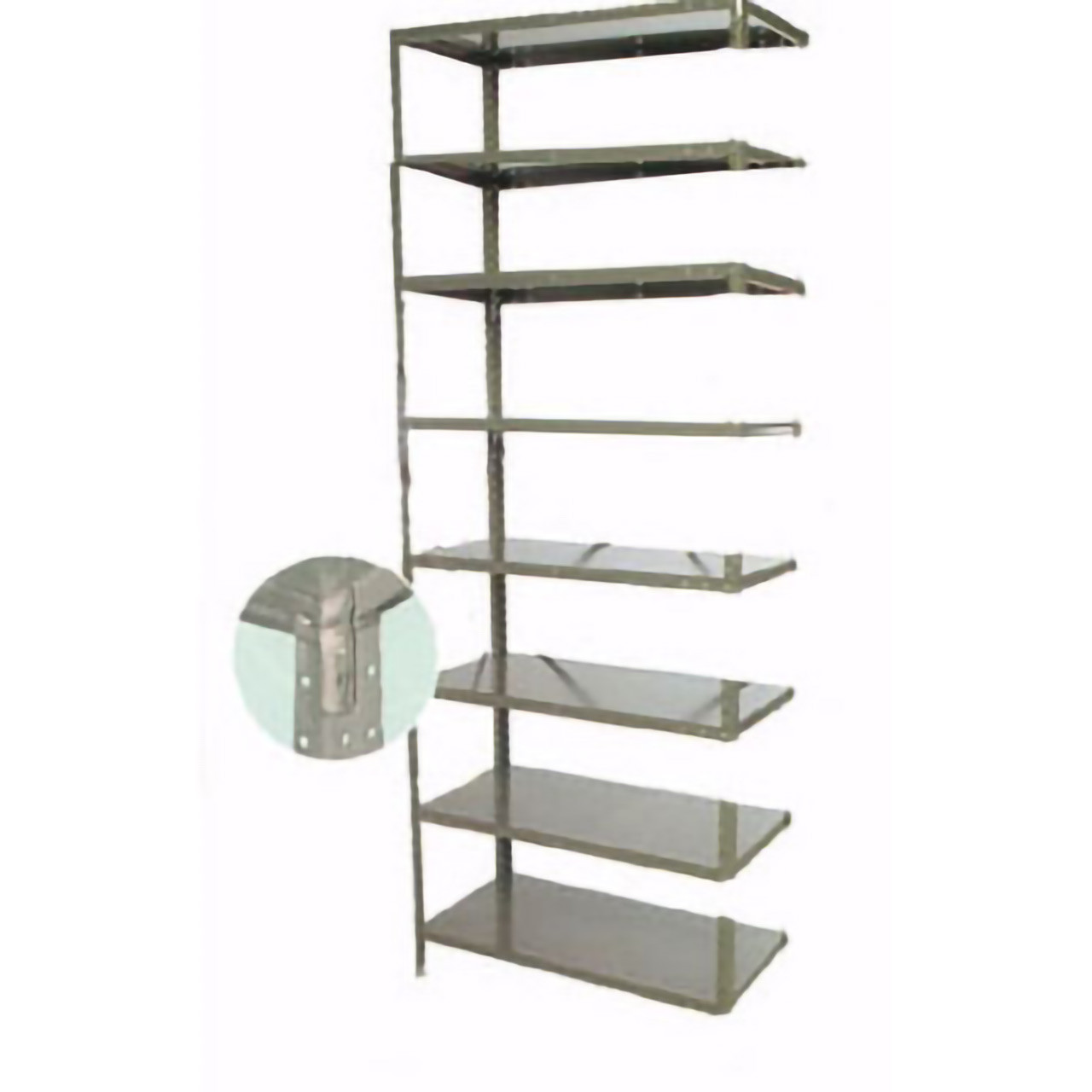 Heavy Duty Steel Shelving Adders