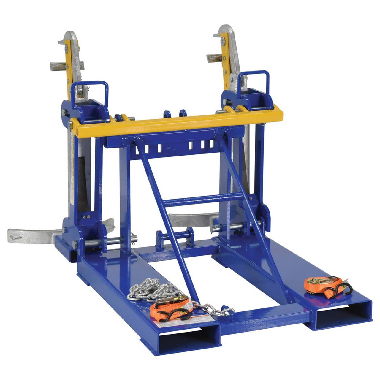 Automatic Drum Lifter Rear View