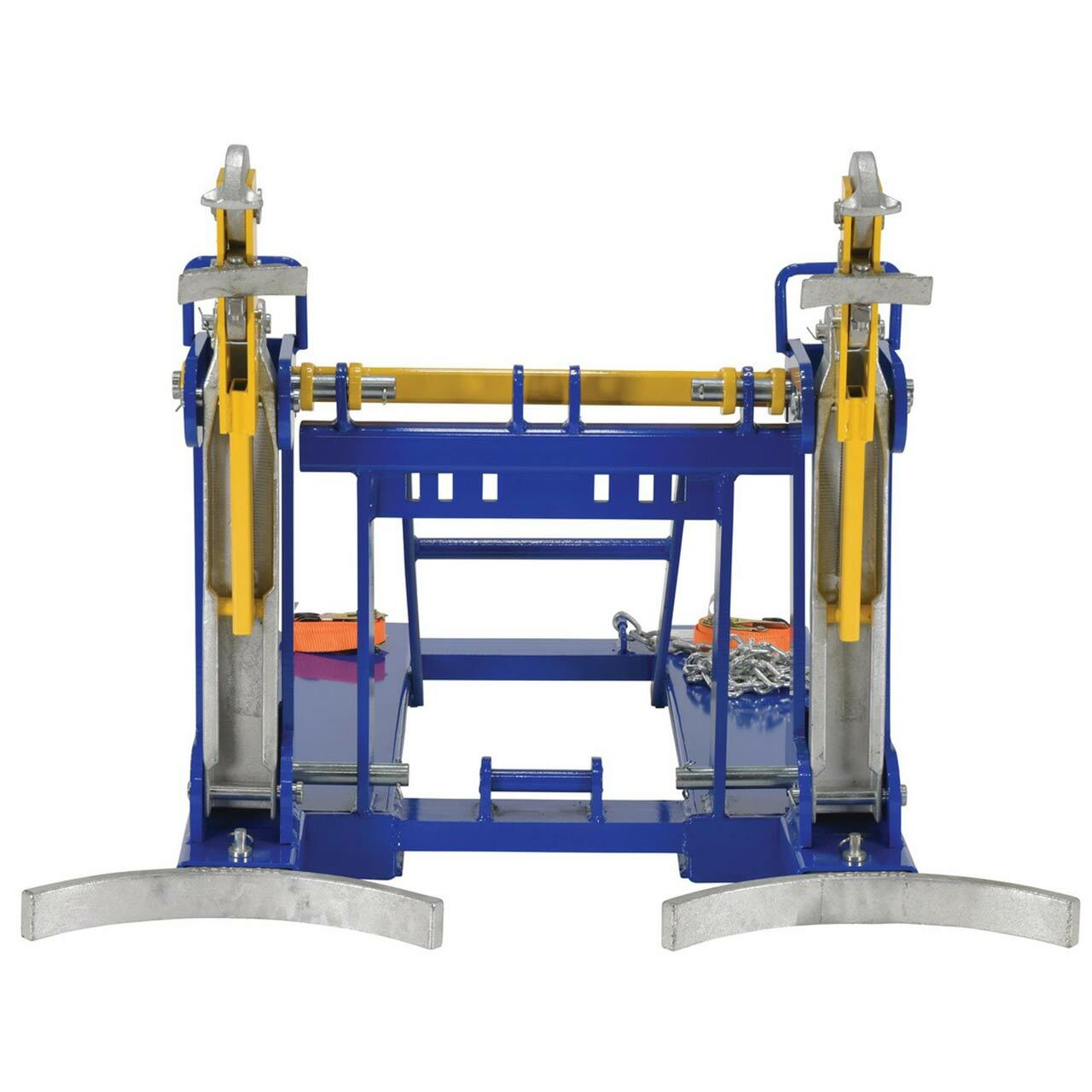 Automatic Drum Lifter Front View