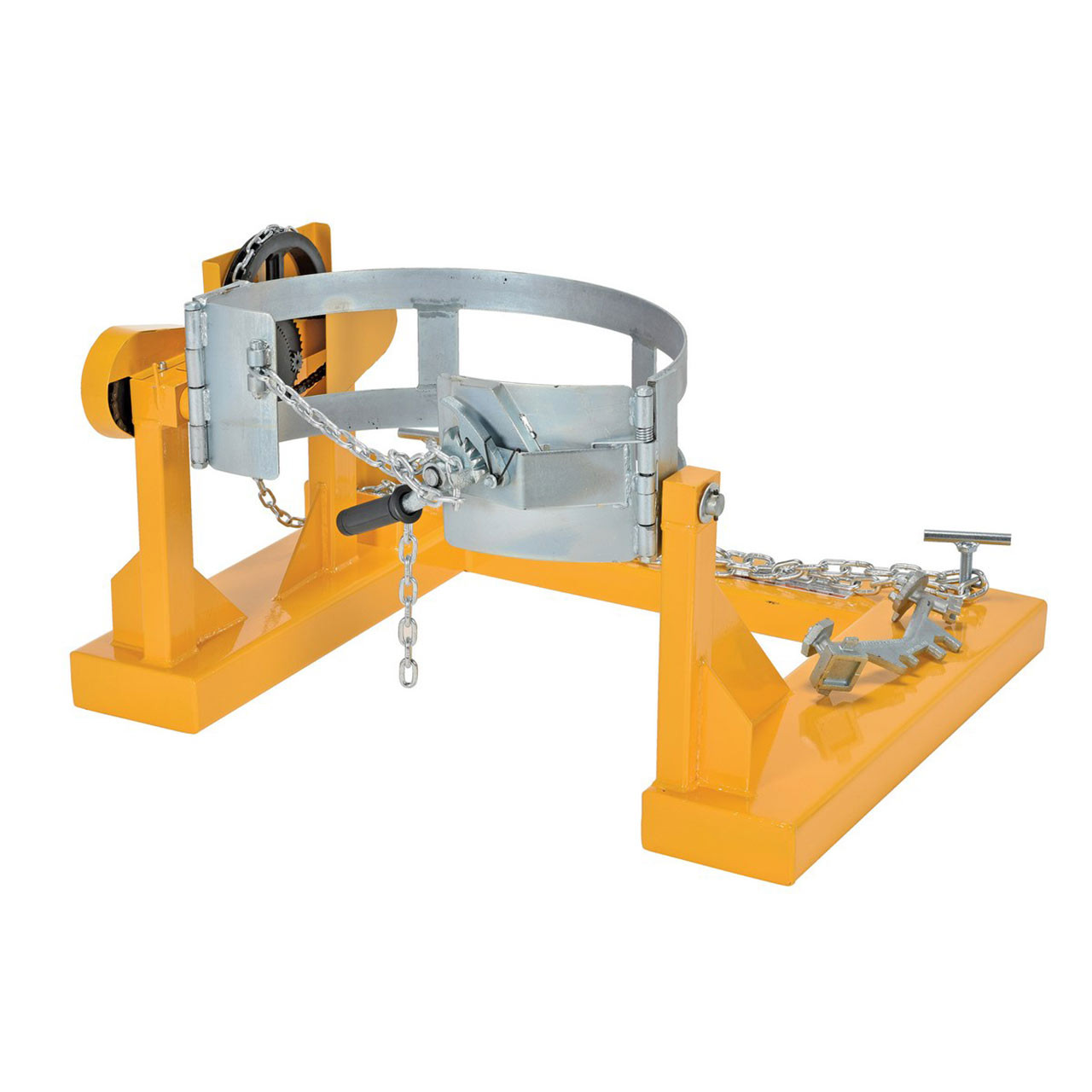Fork Mounted Drum Carriers/Rotator