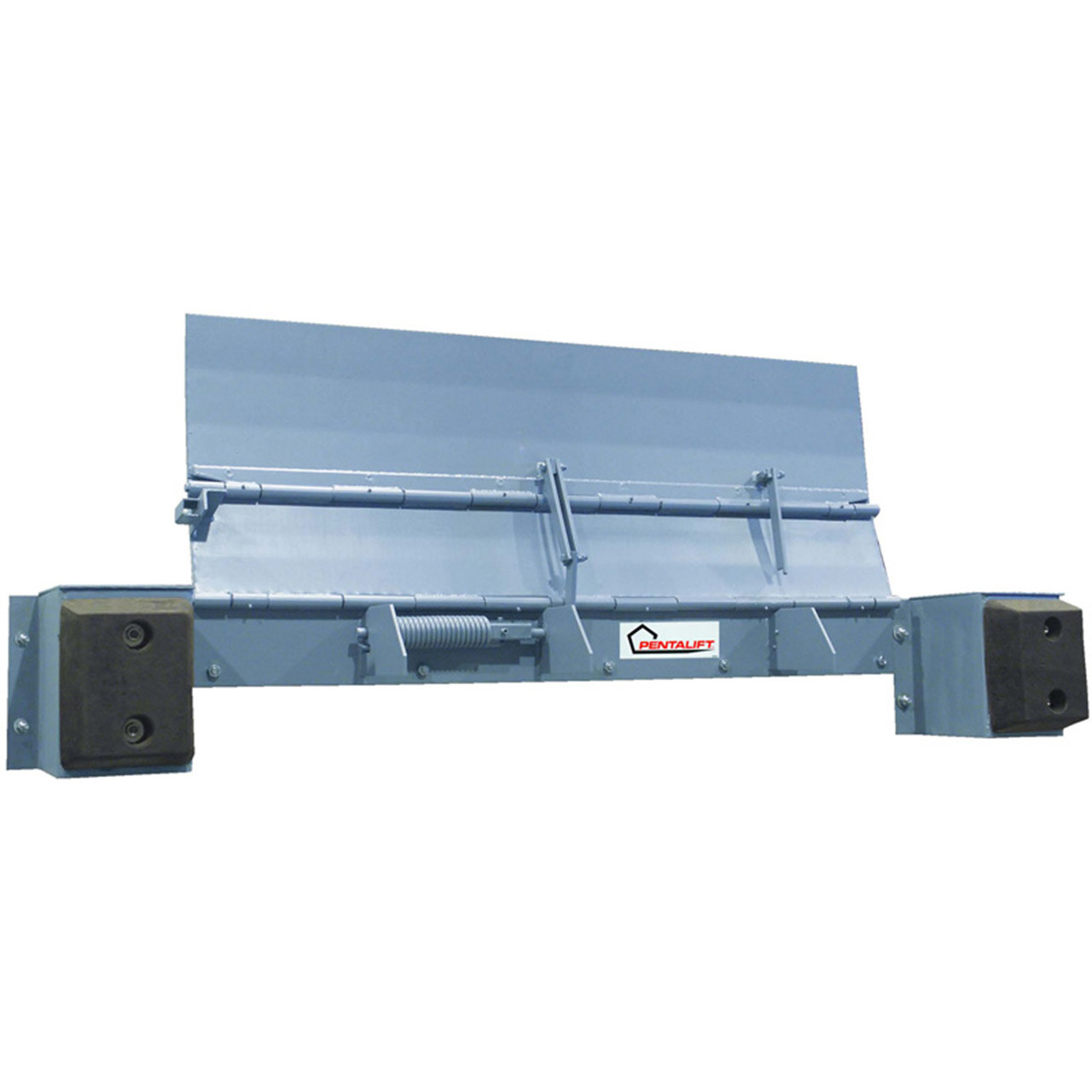 Mechanical Edge-Of-Dock Levelers Up
