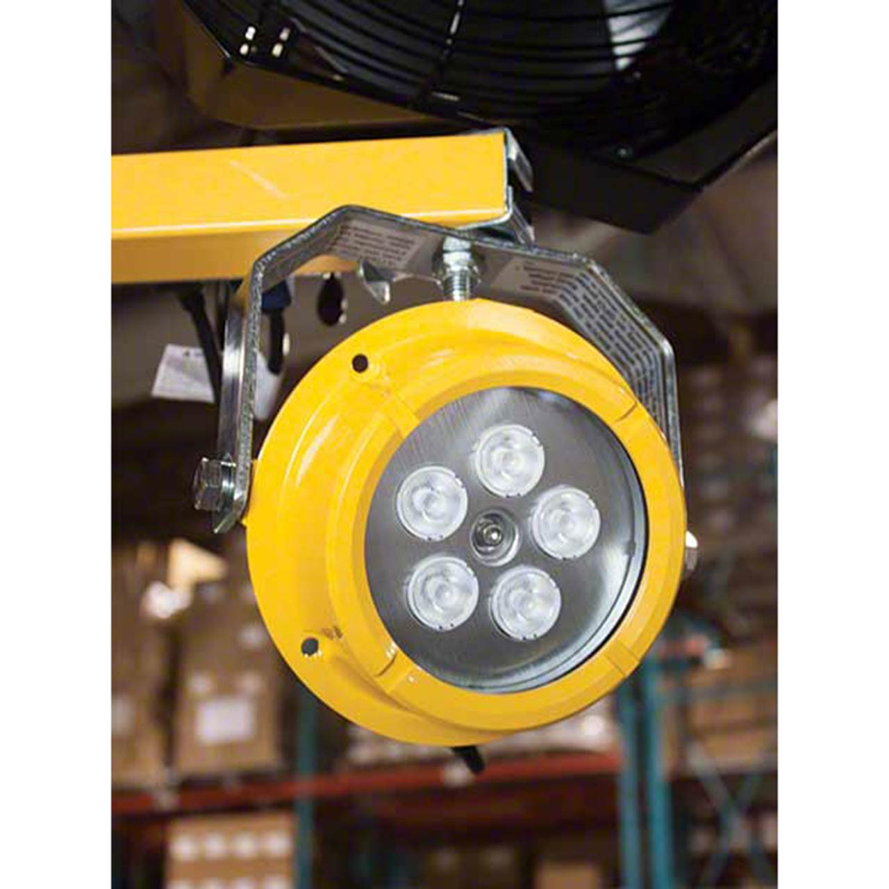 LED Loading Docklite Head With Arm
