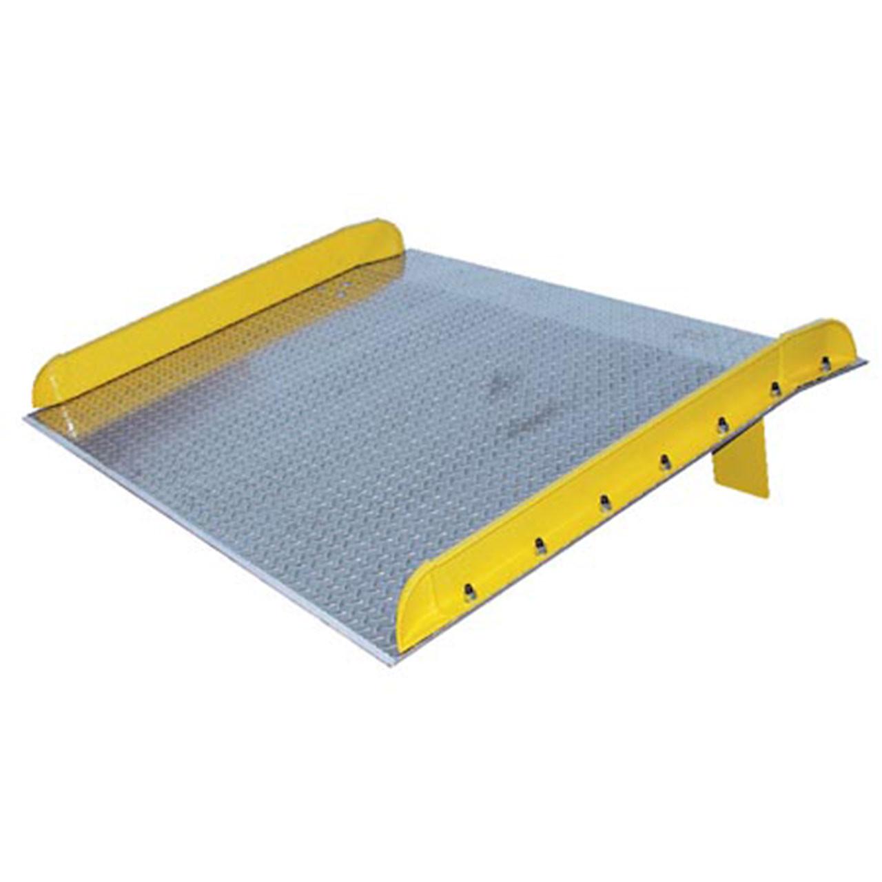 Steel Dockboard With Curbs