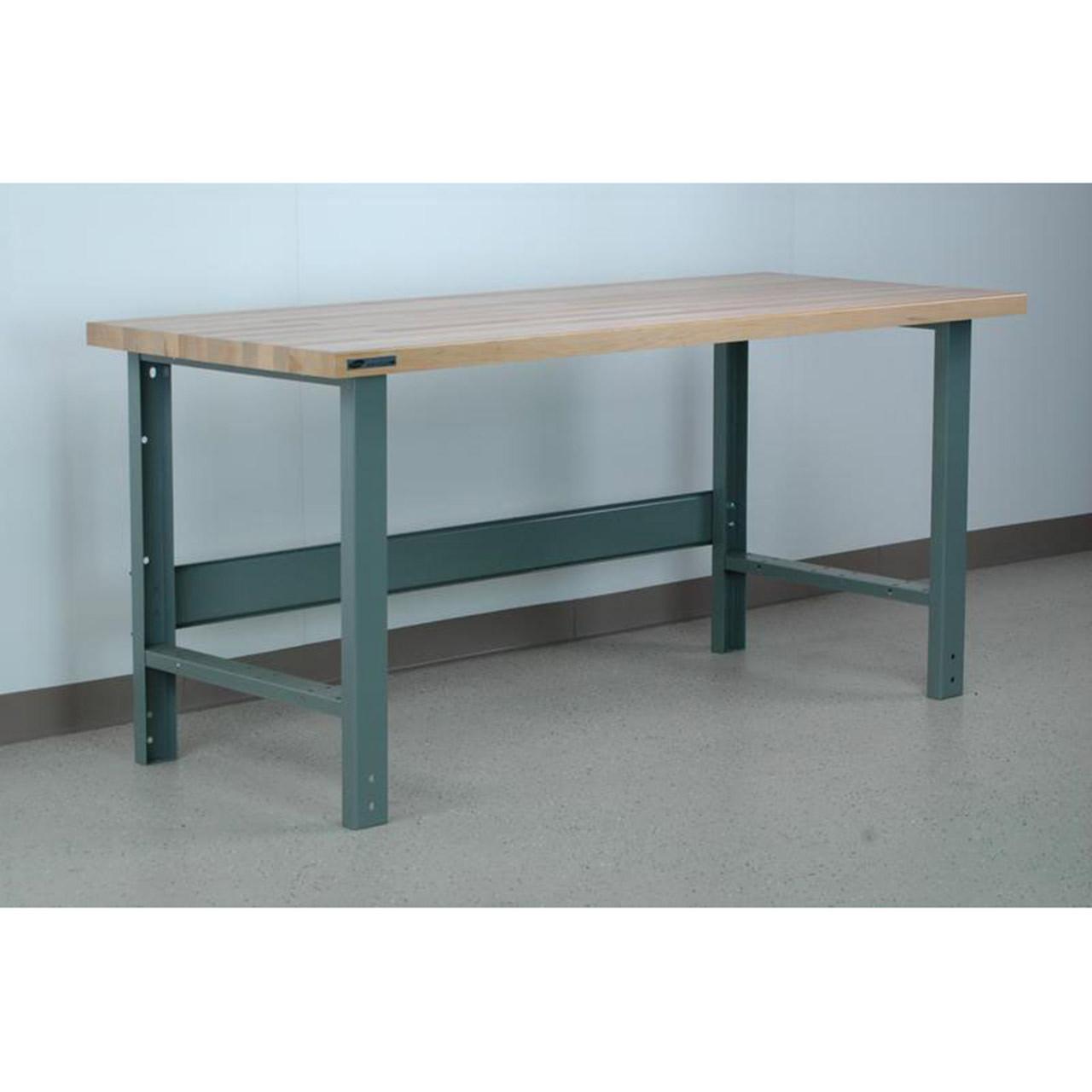 Standard Industrial Workbench Maple