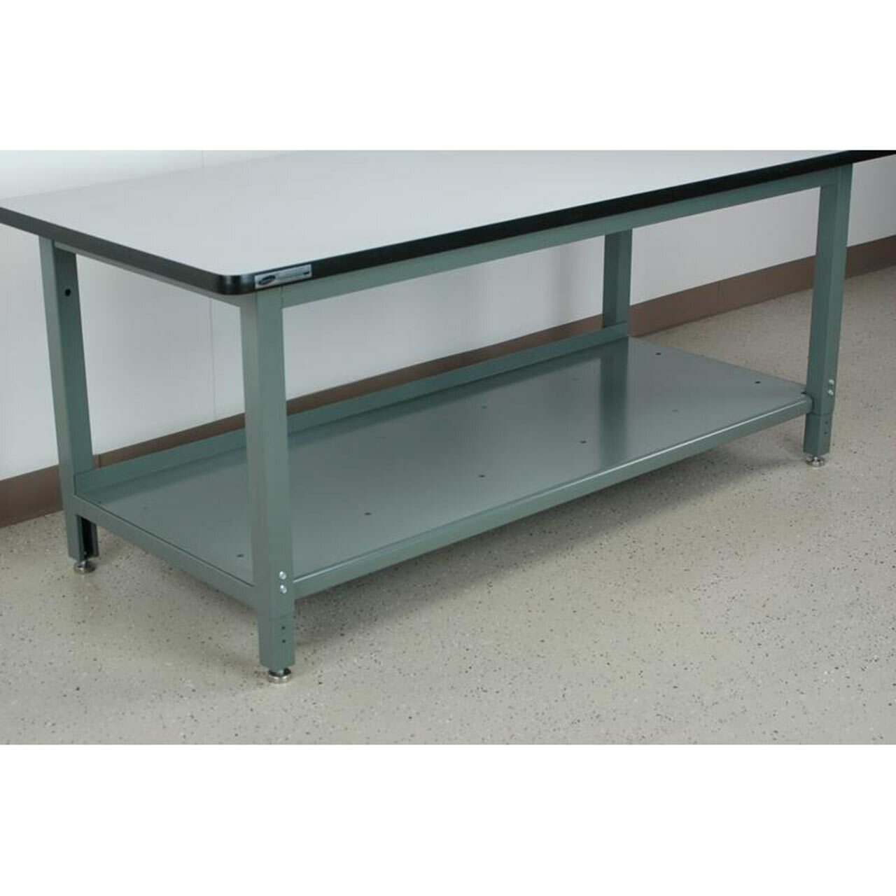 Workbench Bottom Shelf Full