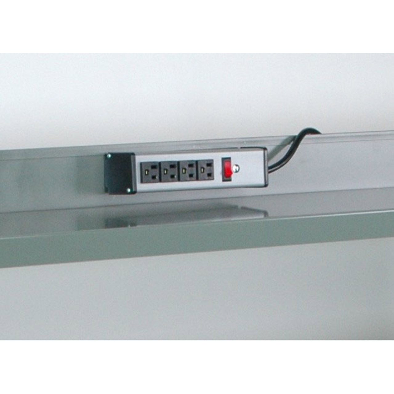 Workbench Power Outlet Strip
