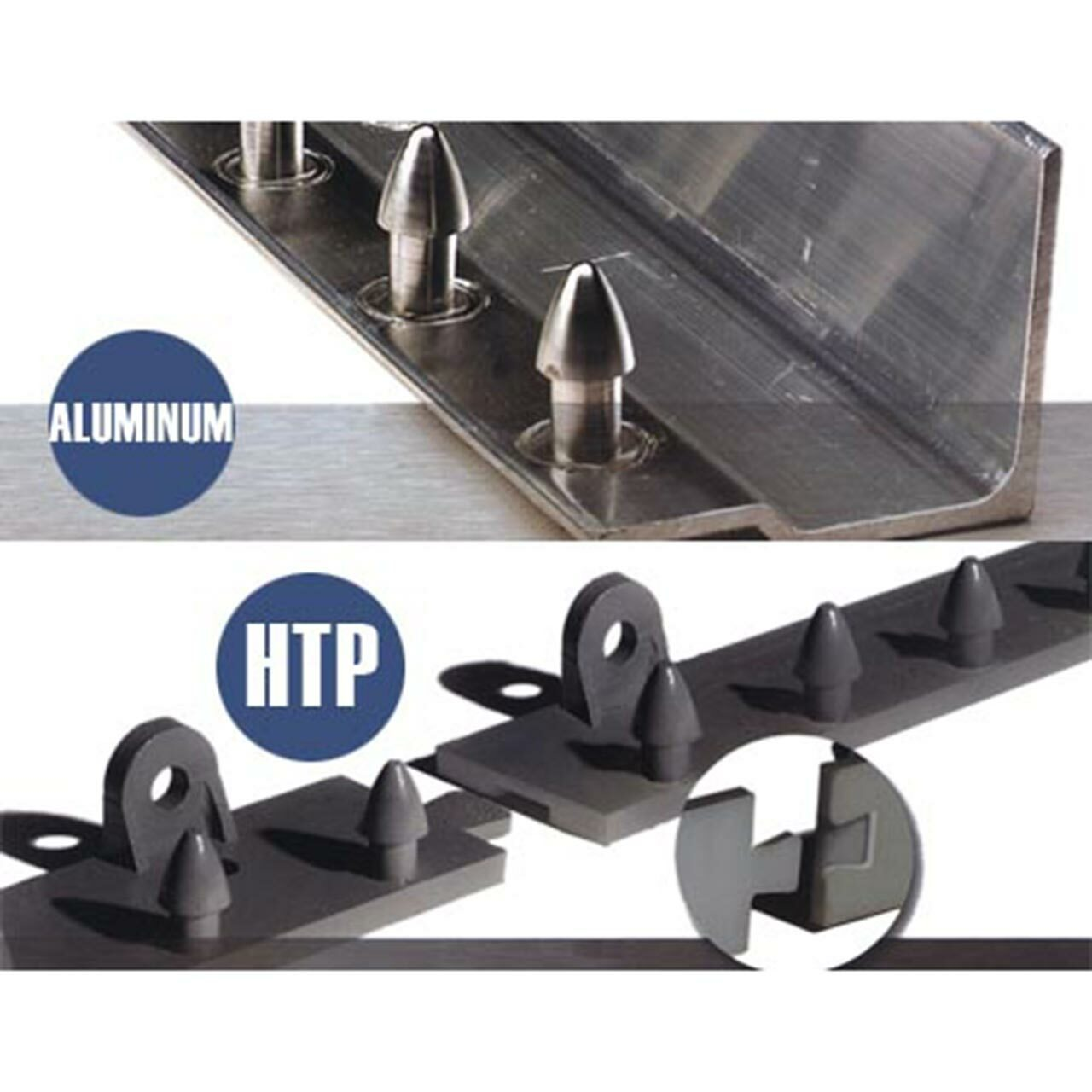 Strip Door Mounting Hardware