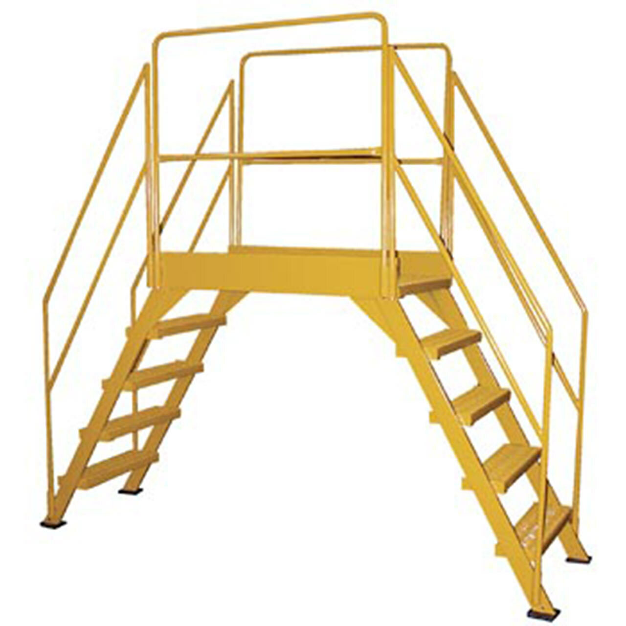 Cross-Over Ladders