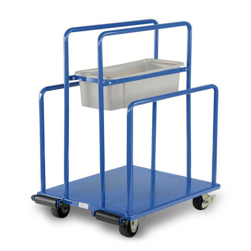 Transport lumber with ease with this PRCT panel cart
