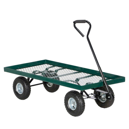 Transport plants, shrubs or trees easily and efficiently with this landscape cart LSC-2448-PT