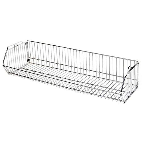 Modular Wire Shelving Basket Divider