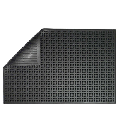 Ergomat Nitro matting uses positive gripping for exceptional traction